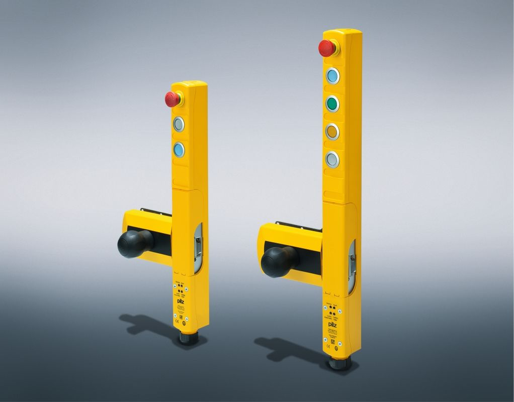 There a wide range of new system types available for the safety gate system PSENsgate.