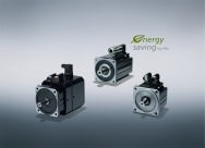 New sizes of servo motor