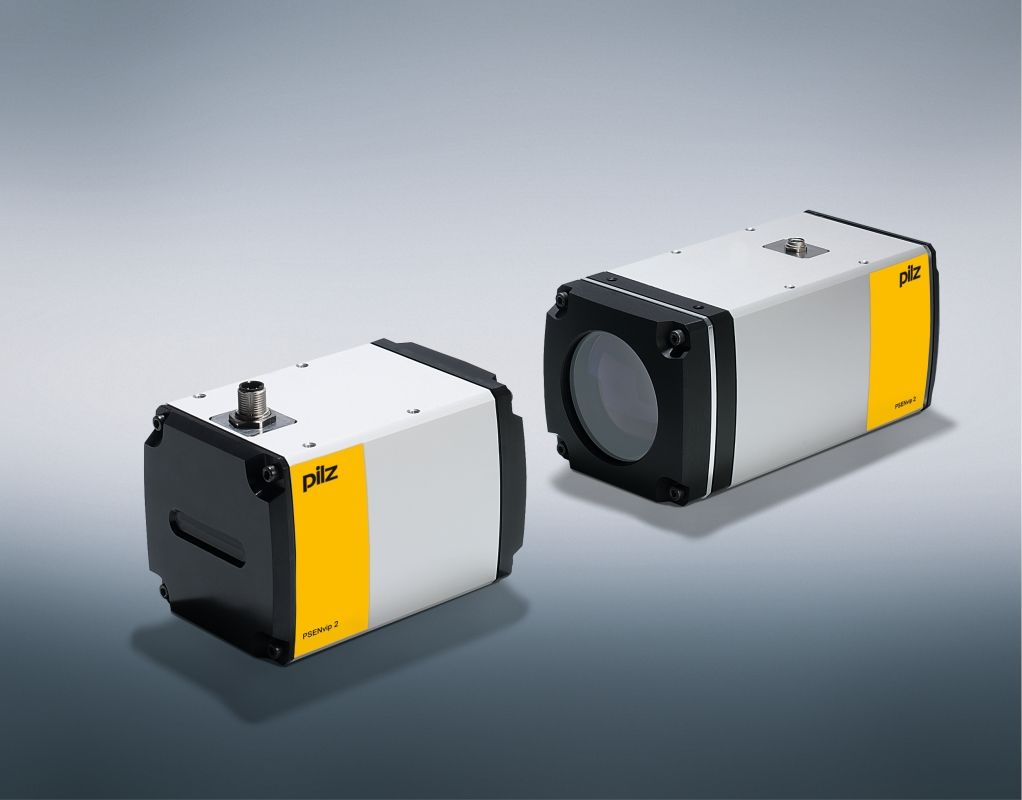 New generation of the camera-based protection system PSENvip 2