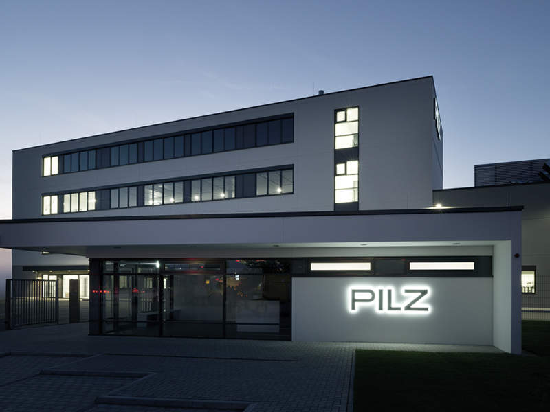 Peter Pilz Production and Logistics Centre opened