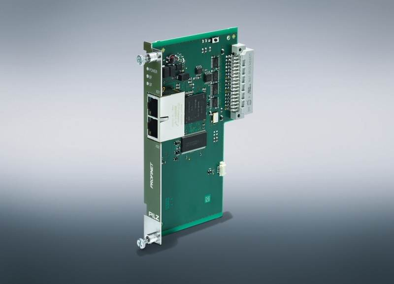 Safe drive solutions – now also with PROFINET interface
