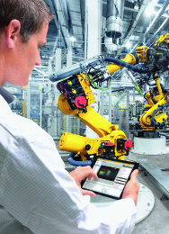 Industrie 4.0: Interaction between Safety and Security
