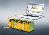 Drives can be monitored safely and efficiently using the new motion monitoring modules for the configurable control system PNOZmulti 2 from Pilz, the complete safe automation supplier.