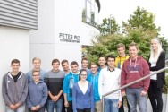 "For each cohort of trainees the automation company Pilz, from Ostfildern near Stuttgart, offers not only apprenticeships as ""Mechatronics Engineers"" and ""Electronics Engineers for Equipment and Systems"", but also dual courses of study in partnership with the Baden-Württemberg Cooperative State University"