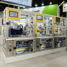 Key focus areas for Pilz at this year's Components will be packaging solutions in the context of the smart factory.