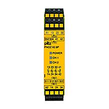 PNOZ X relais de sécurité / Blocs logiques de sécurité