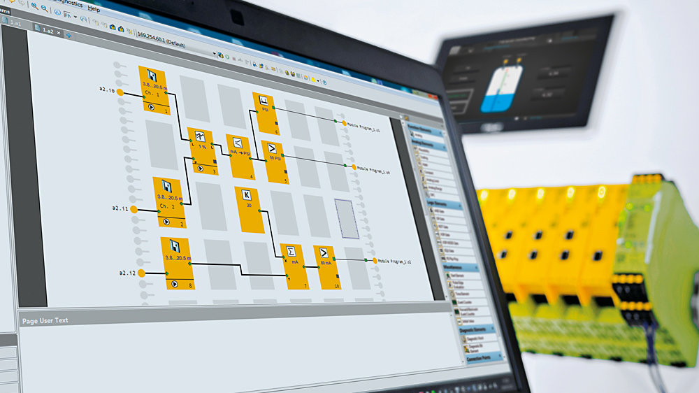 Configurable safe small control system PNOZmulti from Pilz