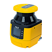 The new safety laser scanner PSENscan from Pilz safely monitors up to three separate zones. That increases the productivity of laser-based applications significantly.