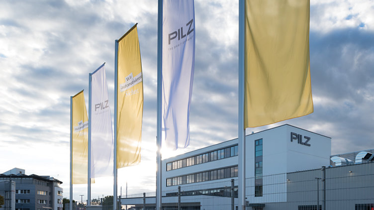 Due to a targeted cyberattack the Pilz GmbH & Co. KG has disconnected all computer systems from the internet and has blocked the access to the company's network. (Photo: Pilz GmbH & Co.KG)