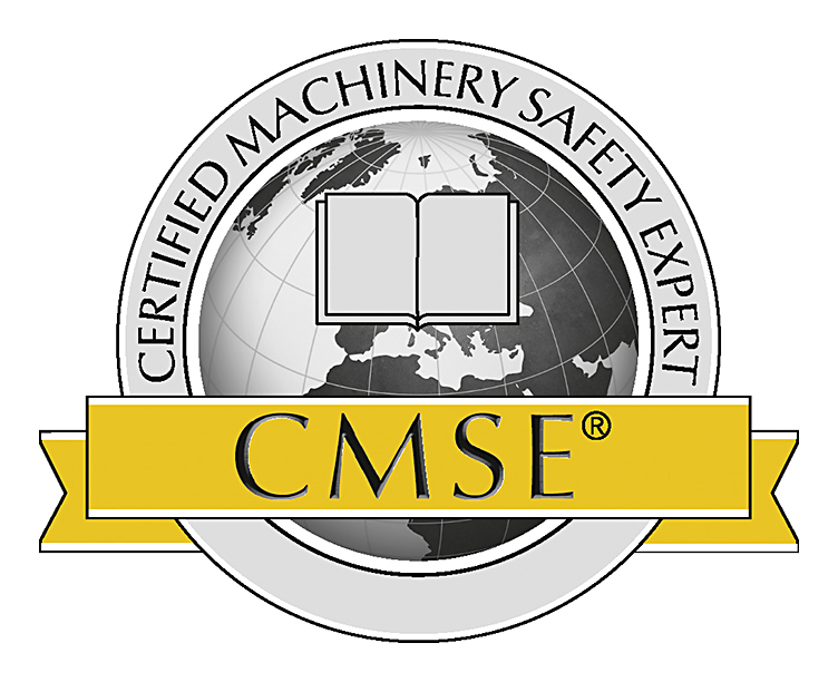CMSE®-Certified Machinery Safety Expert