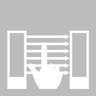 Barrières immatérielles standard de type4, protection doigts
