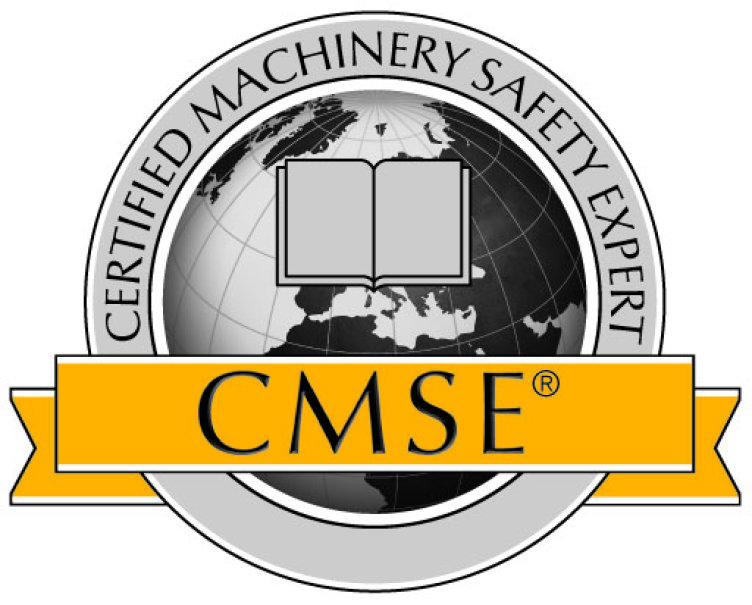 CMSE - Certified Machinery Safety Expert