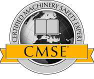 Formation CMSE - Certified Machinery Safety Expert