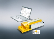 In the automation system PSS 4000 from Pilz it is now possible to create safety-related and automation programs for the control systems PSSuniversal PLC using the Editor PAS LD in accordance with EN/IEC 61131-3.