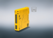 With the new safety relay PNOZ c2 from the product range PNOZcompact from Pilz, standard type 4 light beam devices or sensors with safe switching devices (OSSD outputs) can be monitored quickly and safely.