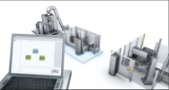 With its automation system PSS 4000, Pilz is pursuing a consistently mechatronic approach. The modular design of a plant can be mapped in the software platform PAS4000.